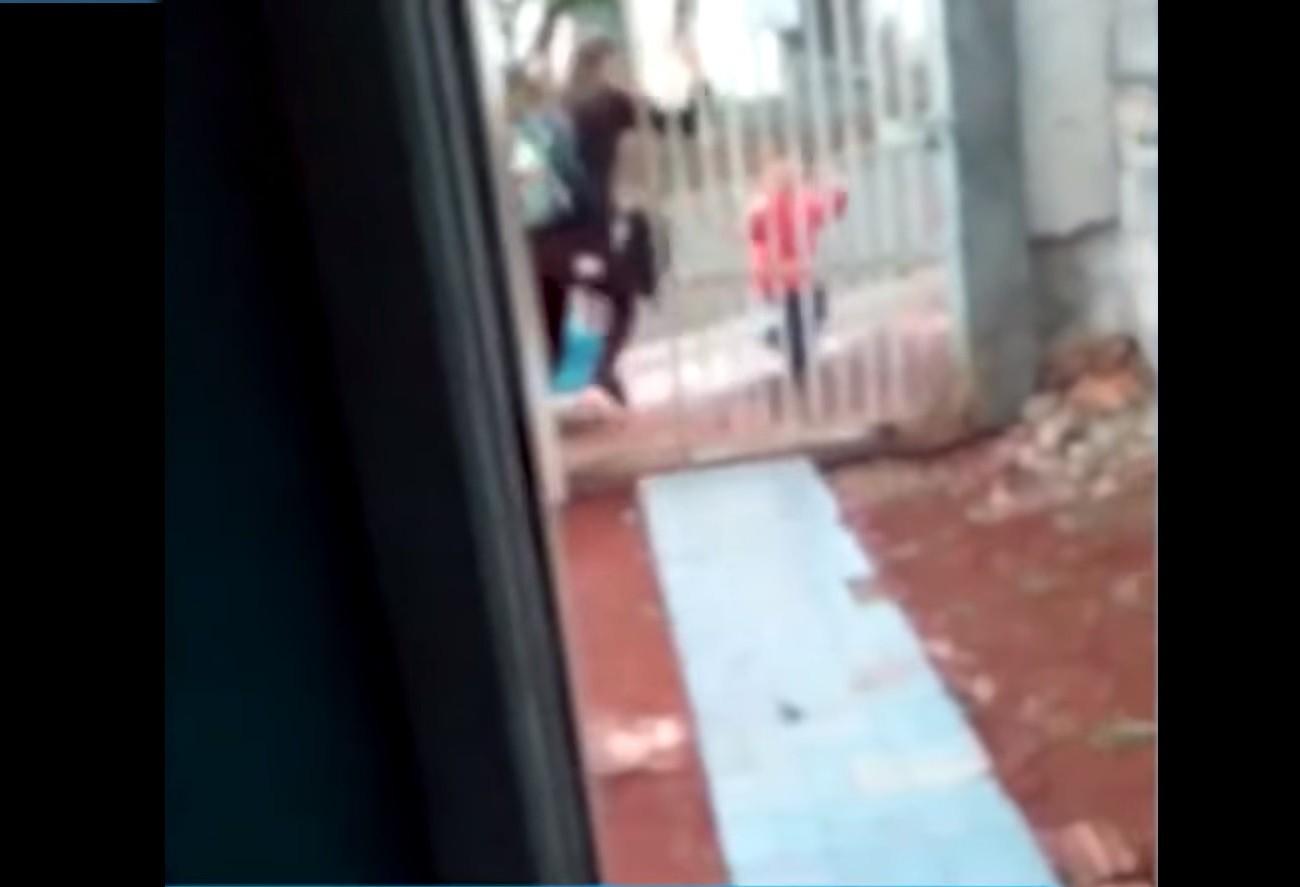 Polícia descobre caso de agressão à criança pelo Facebook