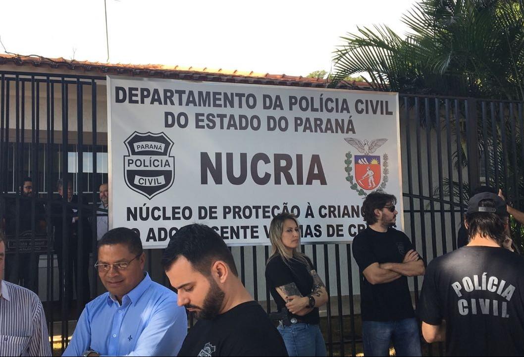 Cida Borghetti inaugura sede do Nucria em Maringá