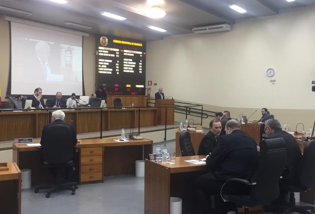 Projeto garantindo recursos para o Promube é retirado de pauta