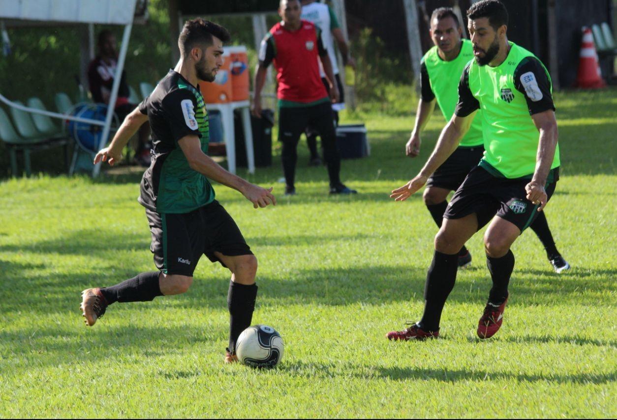 Maringá FC e Caldense fazem jogo de decisão na Série D