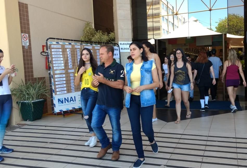 Saiba qual é o maior local de votação de Maringá