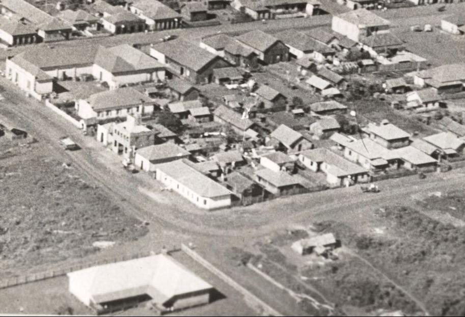 Maringá Velho, onde tudo começou