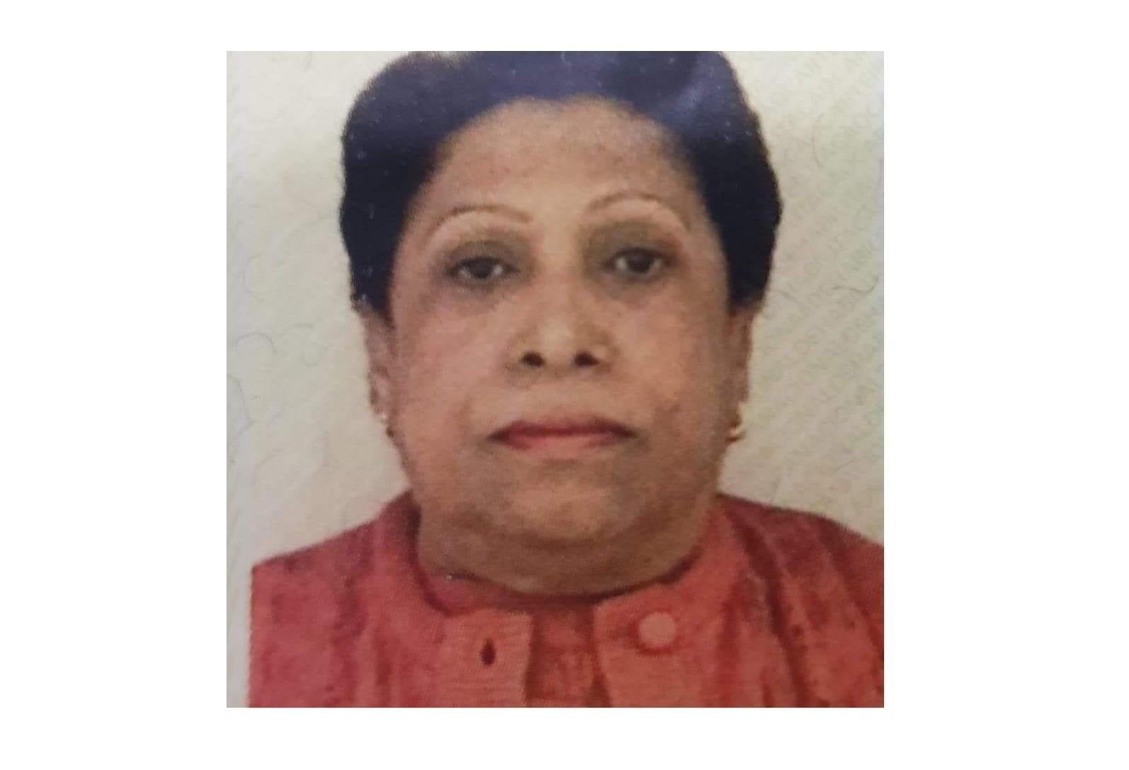 Idosa de 81 anos está desaparecida em Maringá