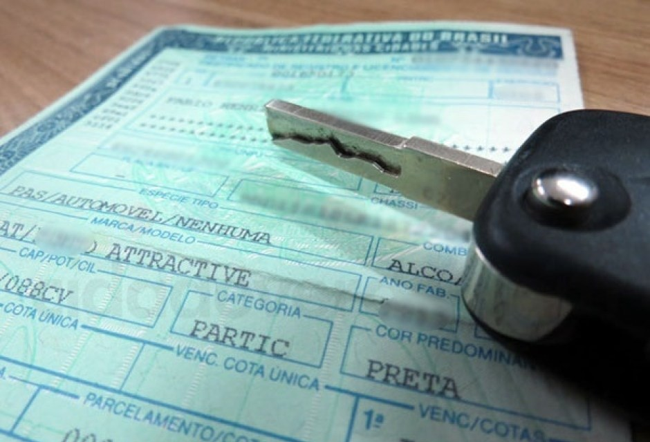 Débitos com IPVA em Maringá somam R$ 31,5 mi
