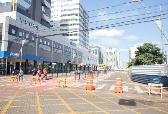 Trecho da Avenida Horácio Racanello é interditado até setembro de 2019