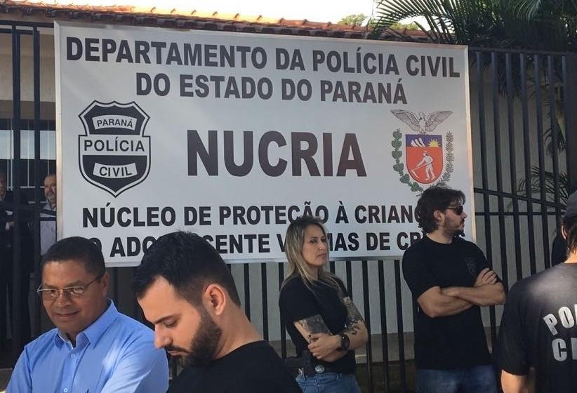 Pai que agrediu própria filha em Maringá é indiciado por três crimes