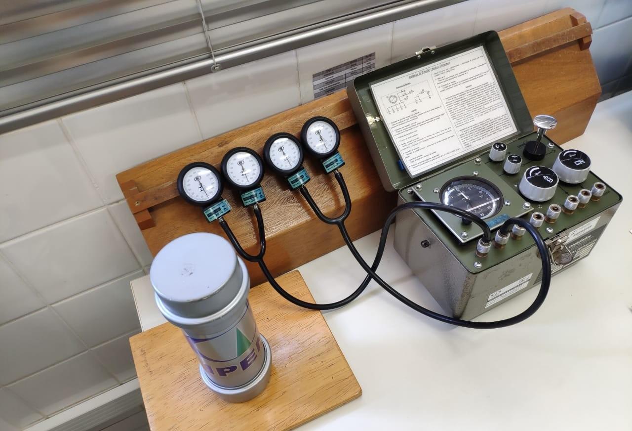 Ipem verifica 180 aparelhos de pressão da Secretaria de Saúde