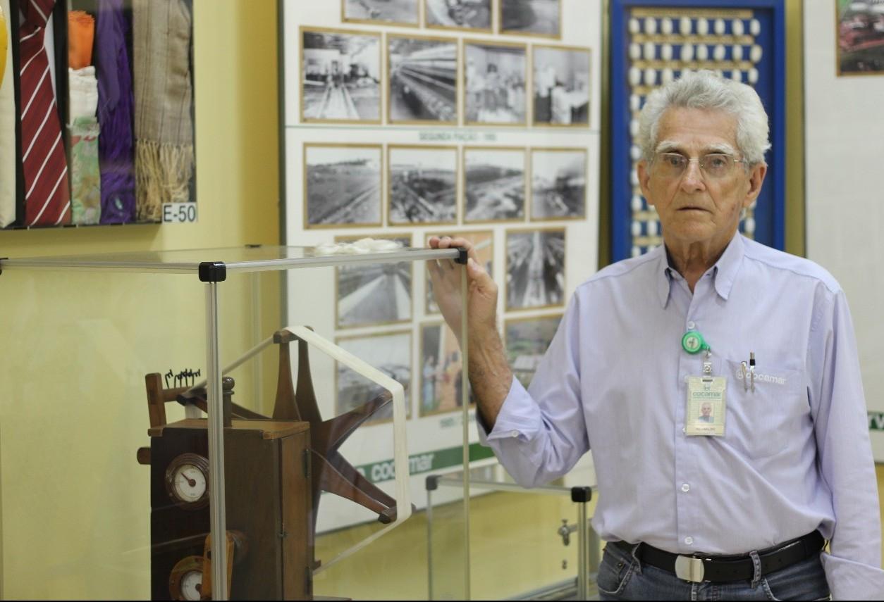Gilson Aguiar: 'o exercício de cuidar da memória é uma obra humana'