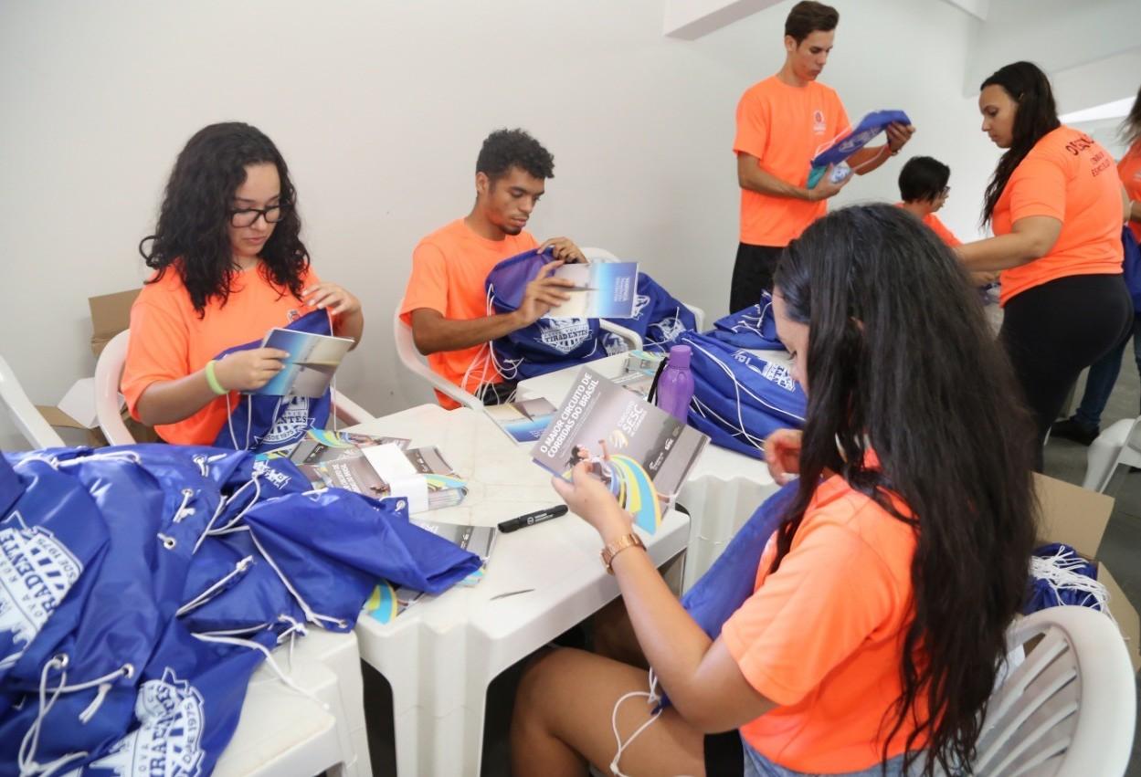 Retirada do kit para a Prova Tiradentes começa nesta quinta-feira (25)