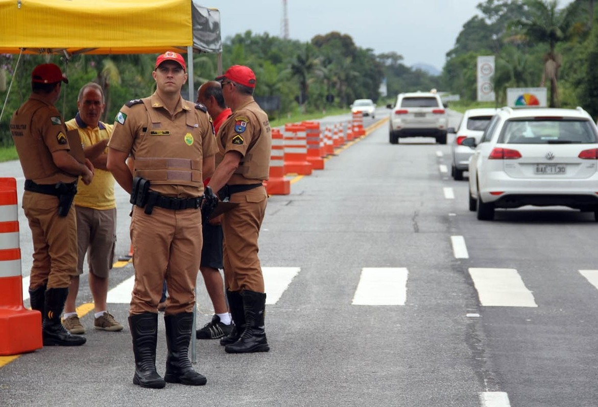 269 veículos são flagrados acima da velocidade na região de Maringá