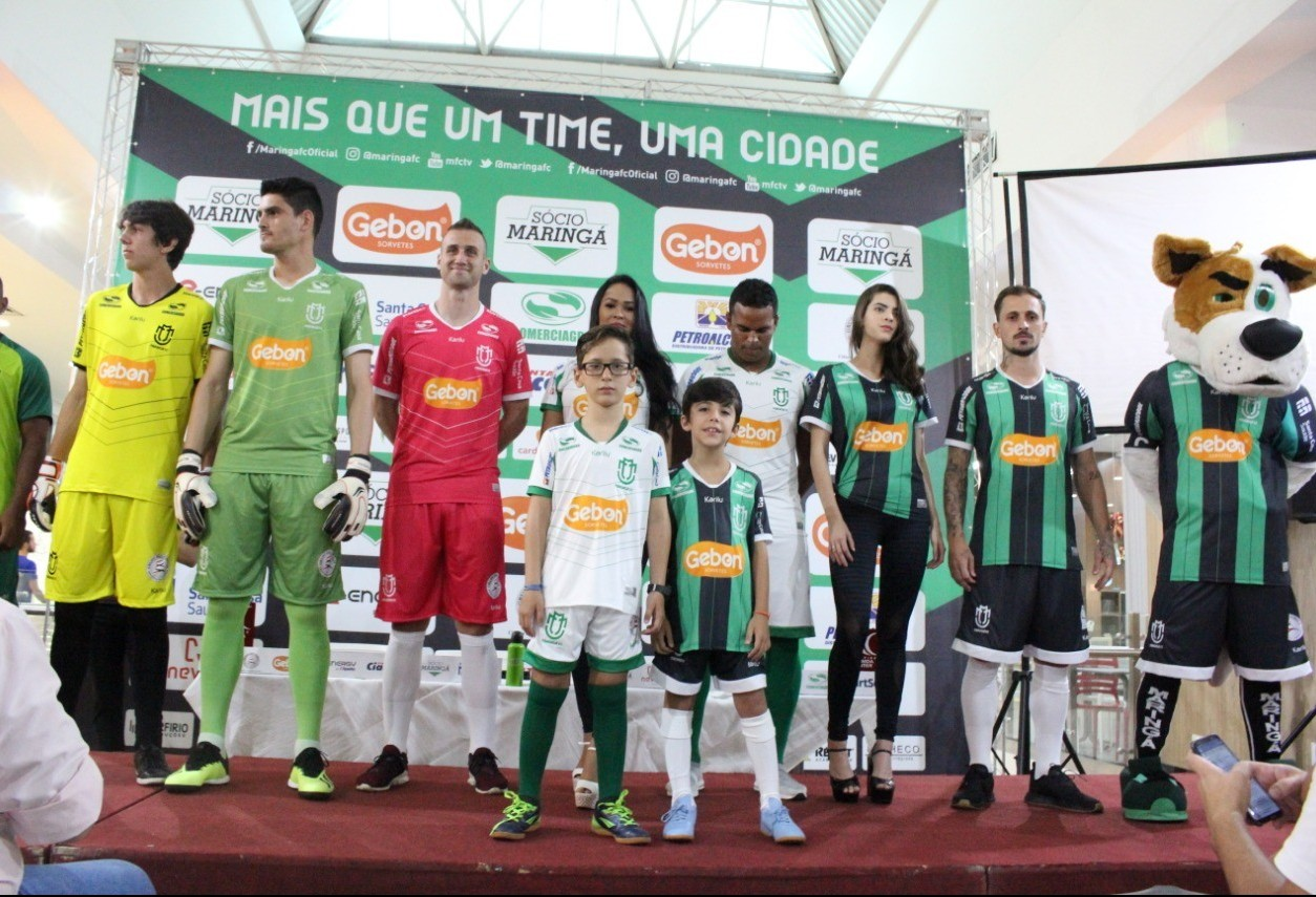 Com novo escudo, MFC dá mais um passo na gestão empresarial do clube