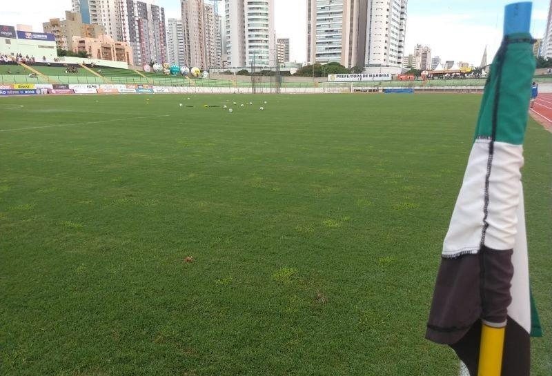 Árbitros 'se confundem' e não aparecem no horário do jogo do MFC