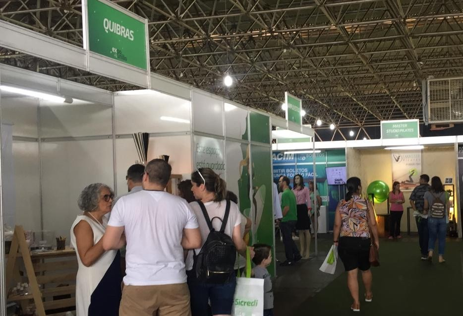Quase 100 empresas expõem seus negócios na Expo União