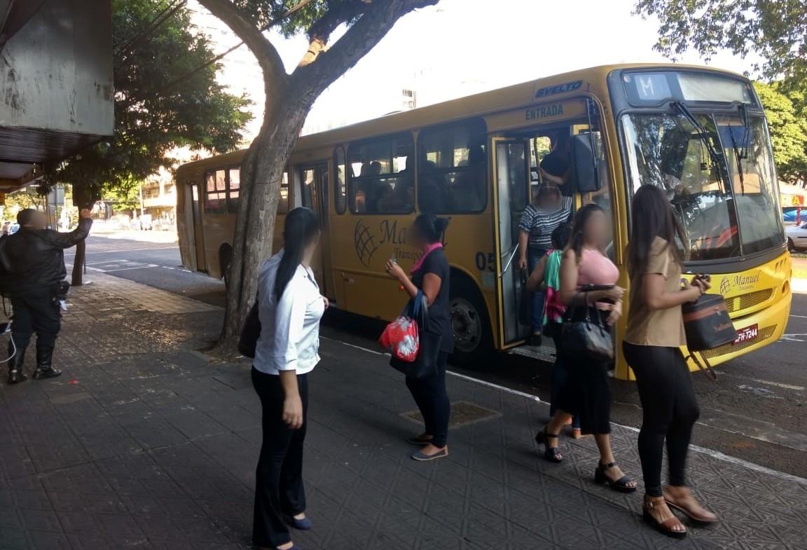 Empresa de transportes diz que não é clandestina, como apontou Semob