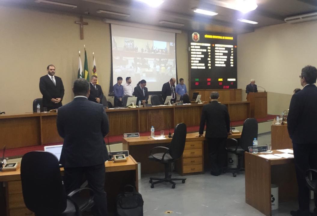 Comissões permanentes  têm alterações na Câmara