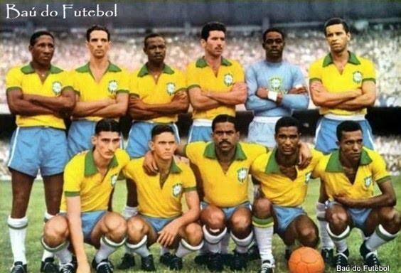 Brasil estreou uniforme amarelo na Copa do Mundo de 1954