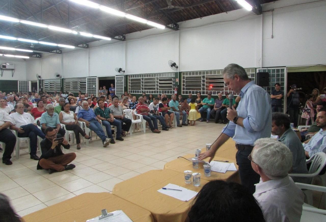 Audiência define reuniões trimestrais para acompanhar obra