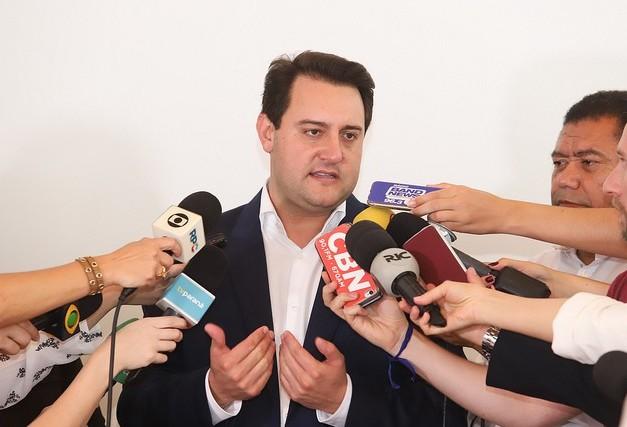 Governo de Ratinho Júnior terá 15 secretarias