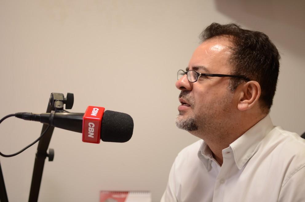 Gilson Aguiar comenta a alta taxa de desistência do Enem