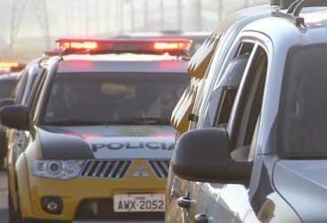 Dois crimes marcam primeiro dia do ano em Maringá