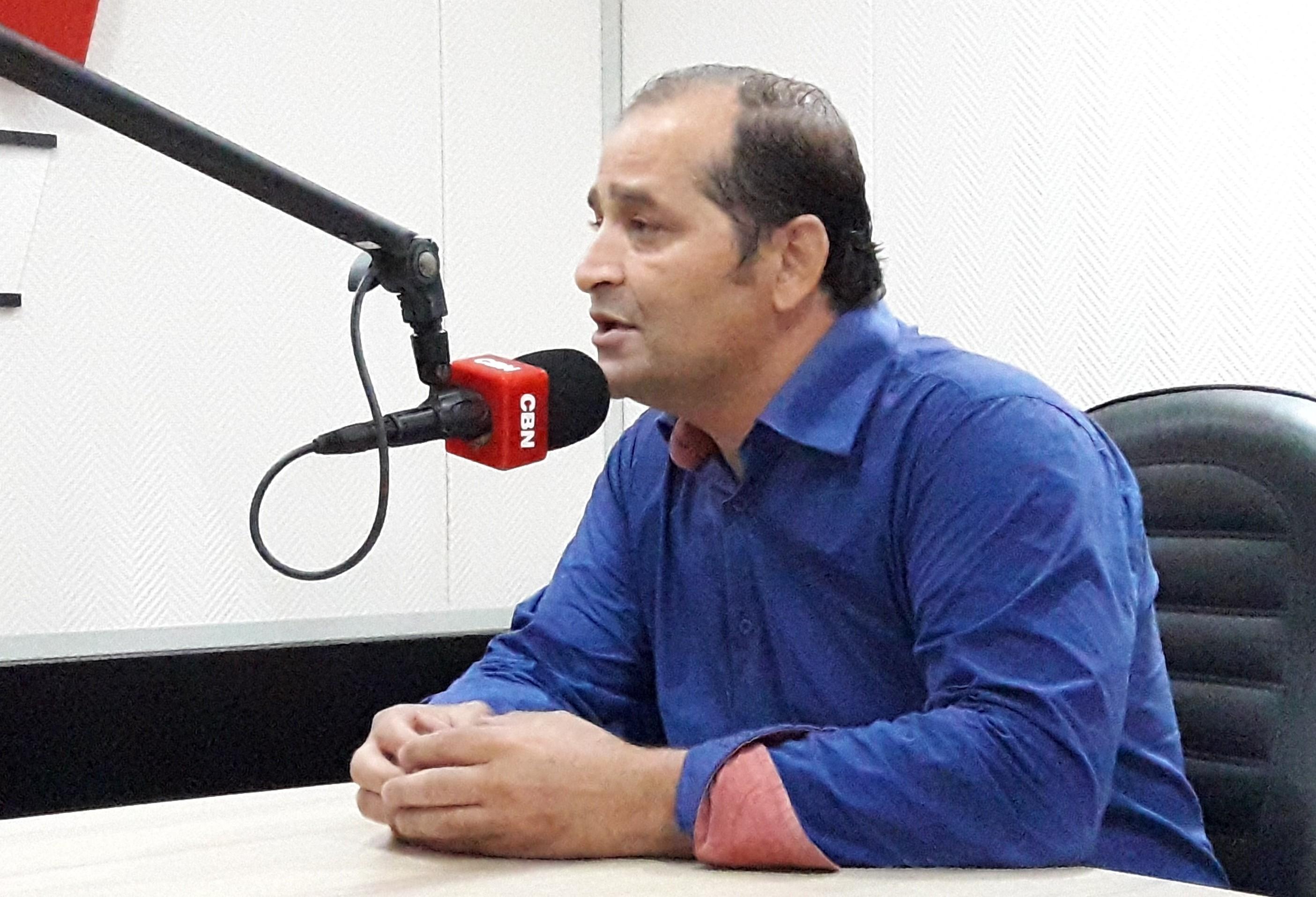 Willian Gentil (PTB) se posicionou como político independente