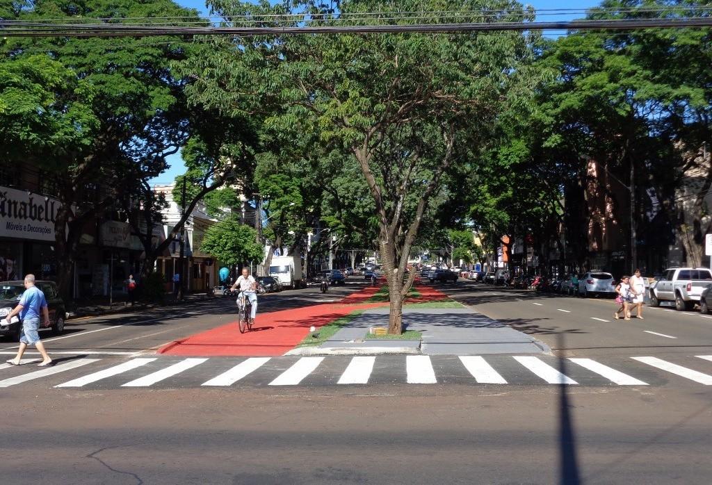 Avenida Brasil deve ser revitalizada