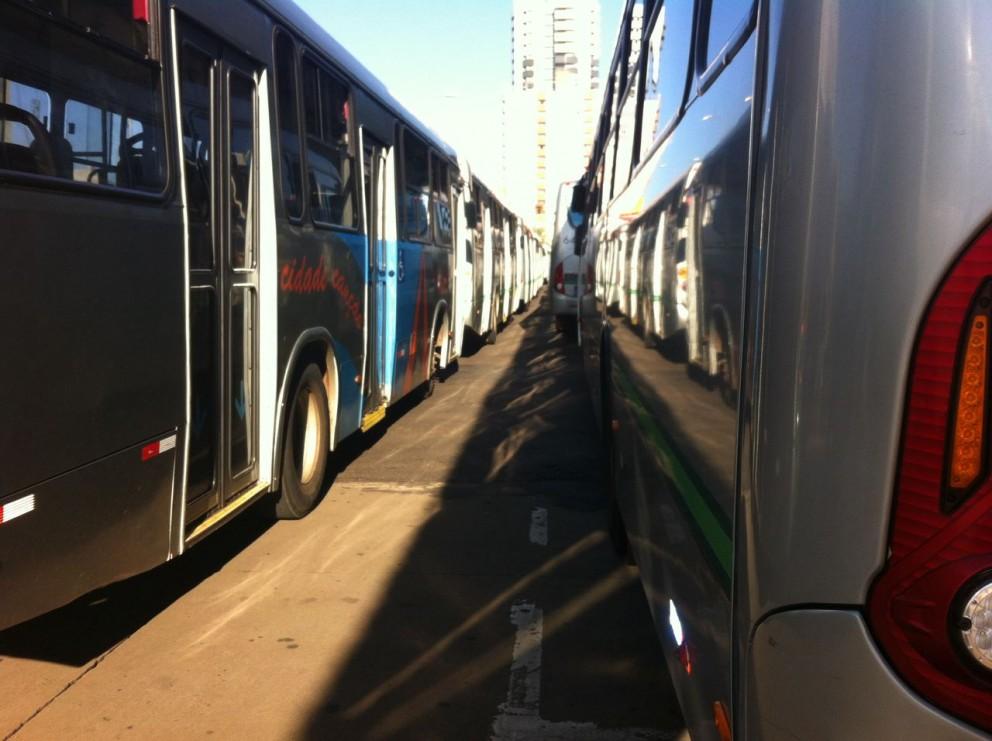 Tarifa de ônibus em Maringá sobe R$ 0,20 até o fim do mês