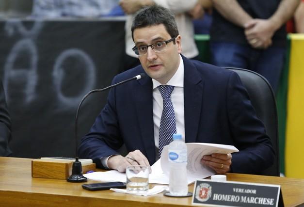 Juiz determina suspensão da CP que investiga vereador Marchese