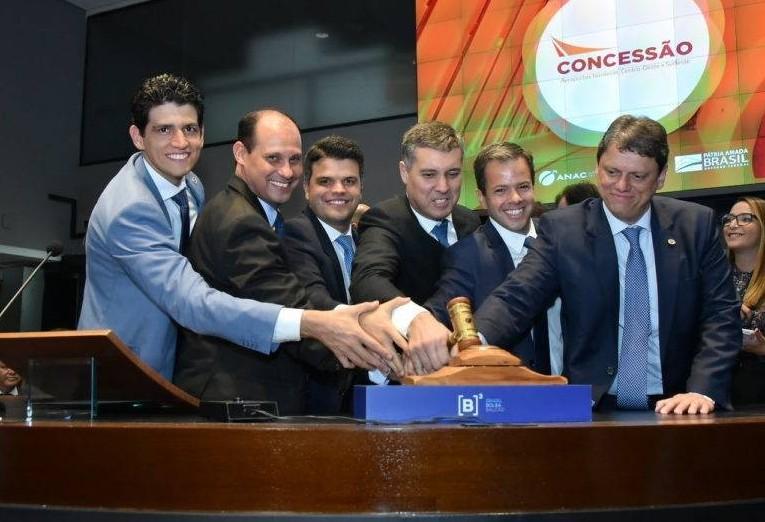 Ministério da Infraestrutura começa este mês a modelar concessões de rodovias do Paraná