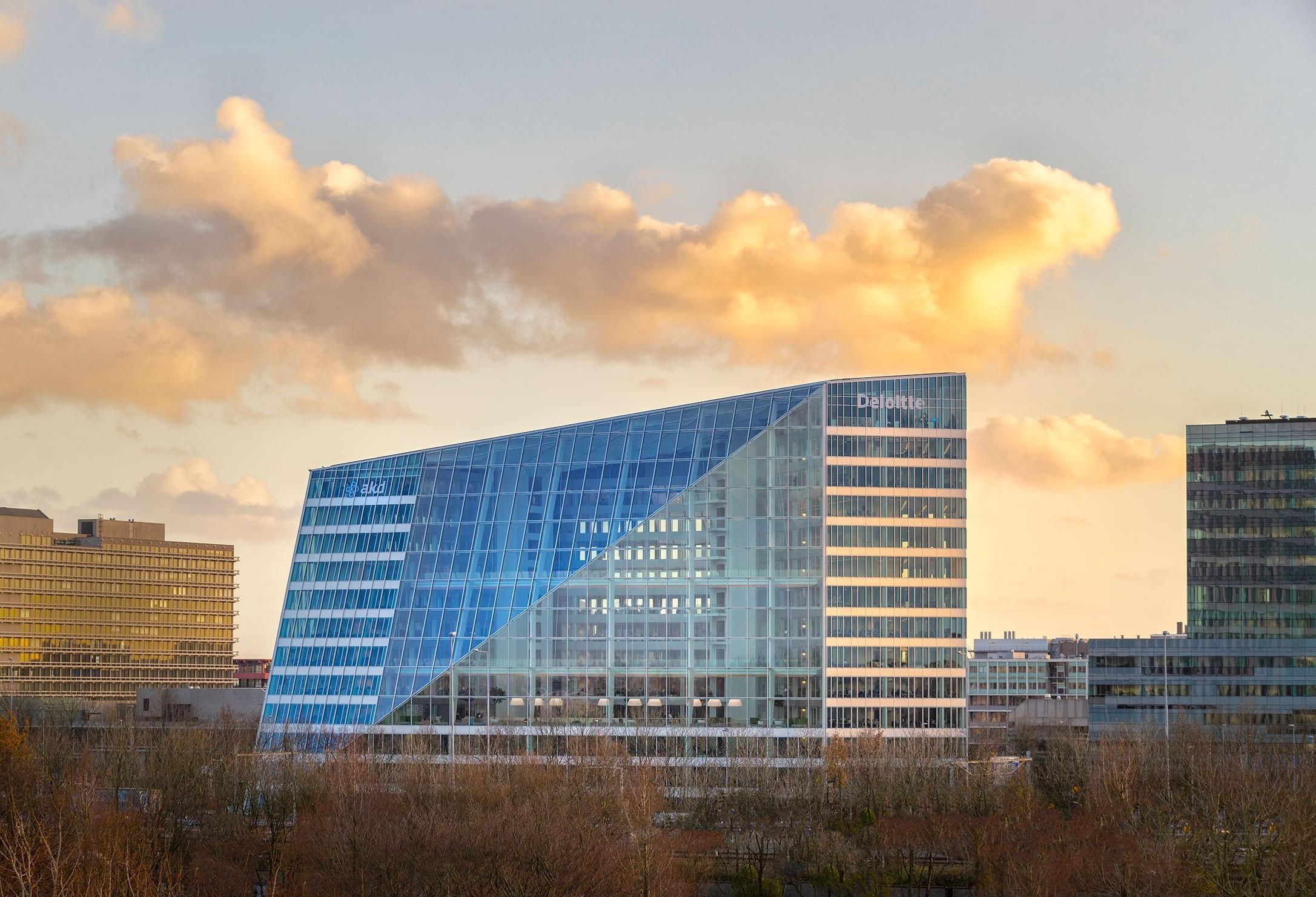 Edifício mais sustentável do mundo fica na Holanda