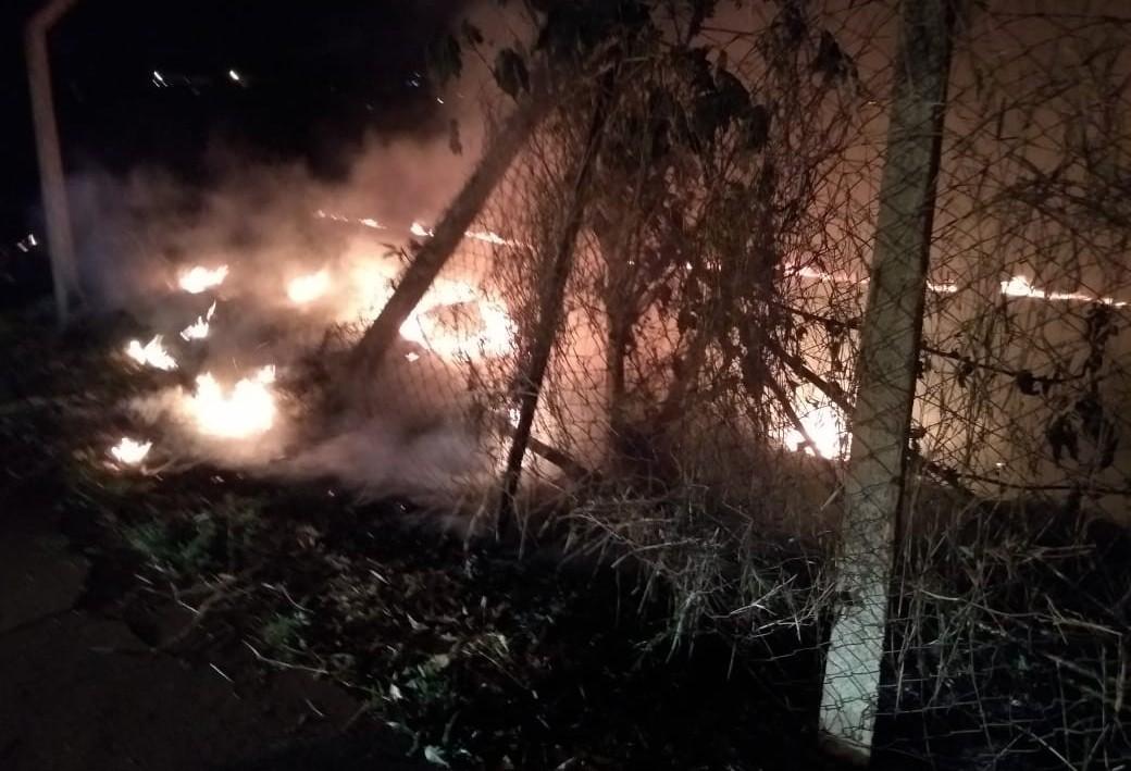 'Fogo controlado' é uma das principais causas de incêndios ambientais