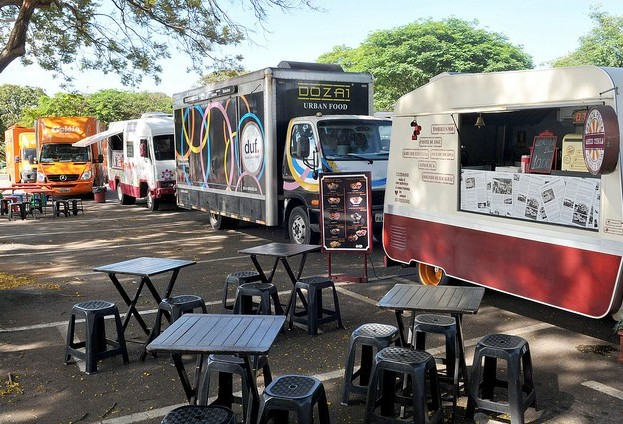 Cadastro de food trucks em Maringá não será mais por licitação
