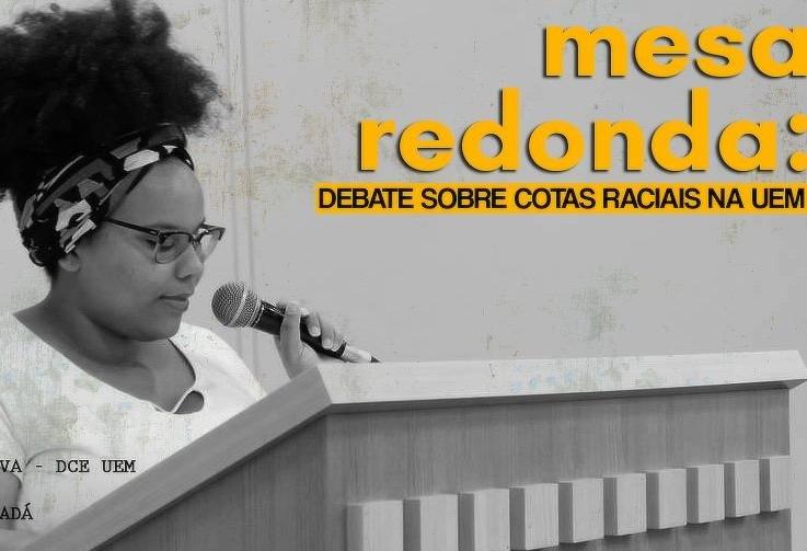 Mesa-redonda na UEM debate cotas raciais