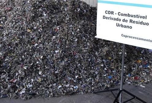 Em Curitiba, projeto piloto transformará rejeitos em combustível