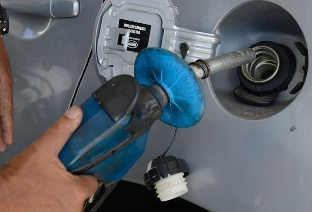 Gasolina maringaense se mantém como a mais cara do estado