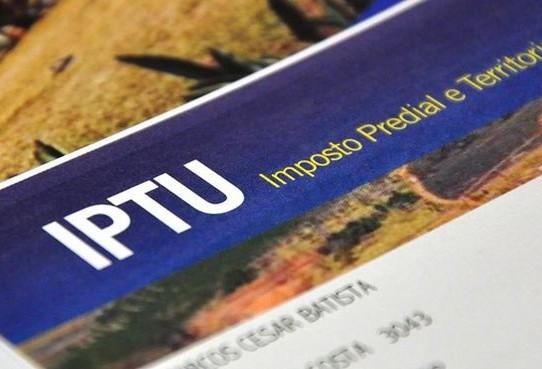 Reajuste do IPTU 2019 é aprovado em primeira discussão
