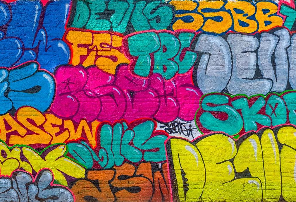 """Segunda edição do """"Encontro de Grafitti"""" ocorre no fim de semana"""