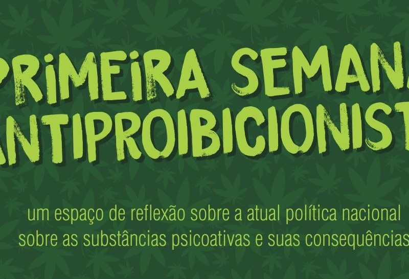 "Coletivo organiza ""Semana Antiproibicionista"" em Maringá"