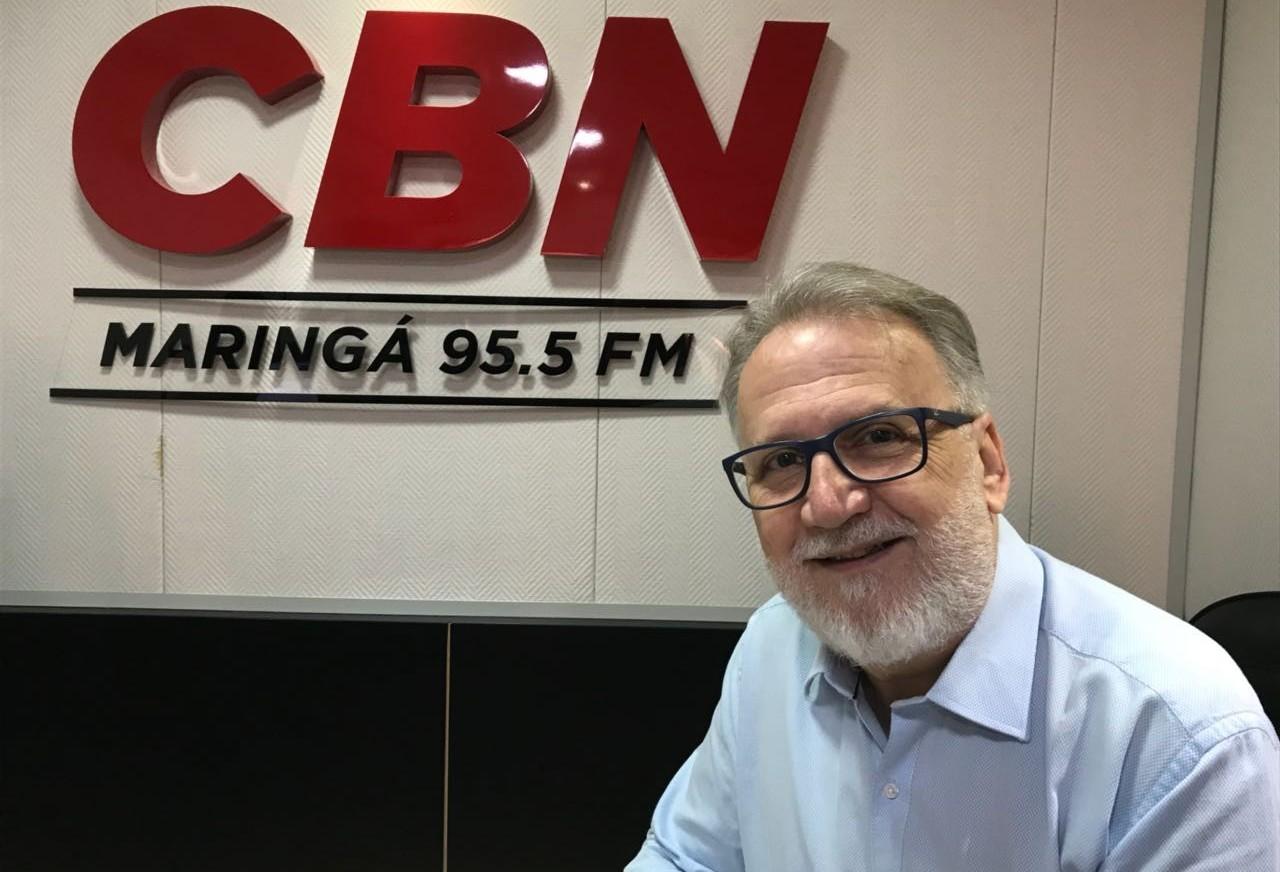 Pré-campanha ao governo do Paraná, na internet