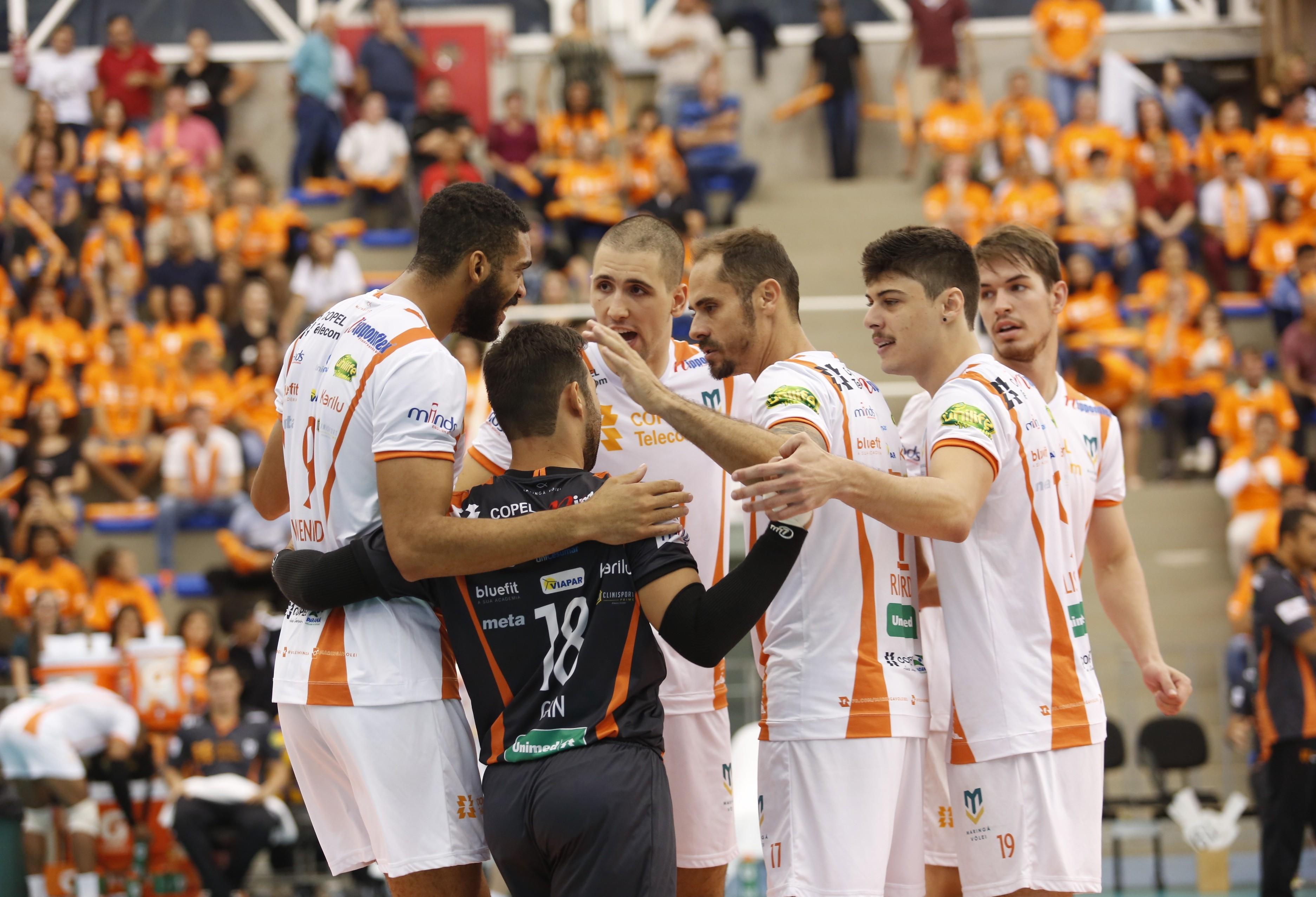 Copel Maringá joga nesta quarta-feira (21) em casa, contra Lebes/Canoas