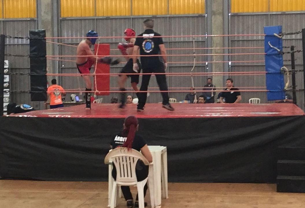Maringá sedia 1º Campeonato Paranaense de Kickboxing