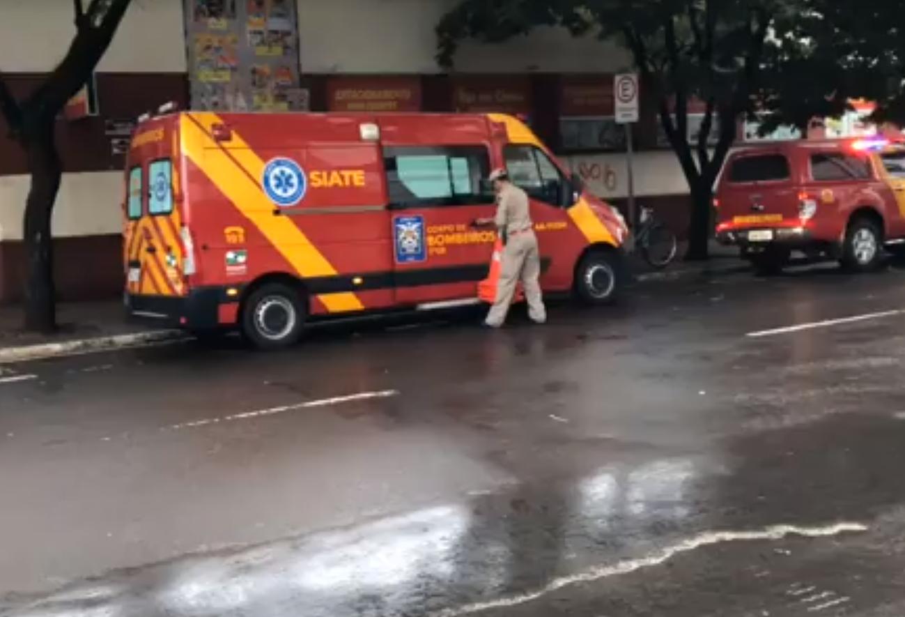 Mulher atropelada em Maringá ainda não foi identificada