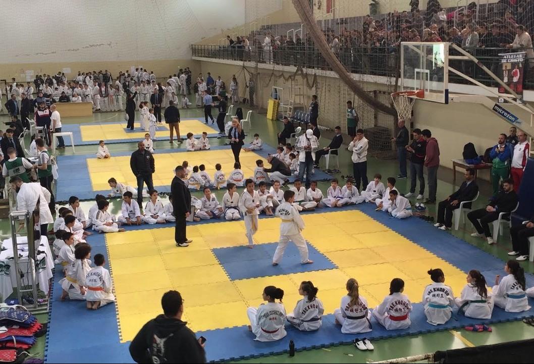 Maringá sedia disputa estadual de Taekwondo