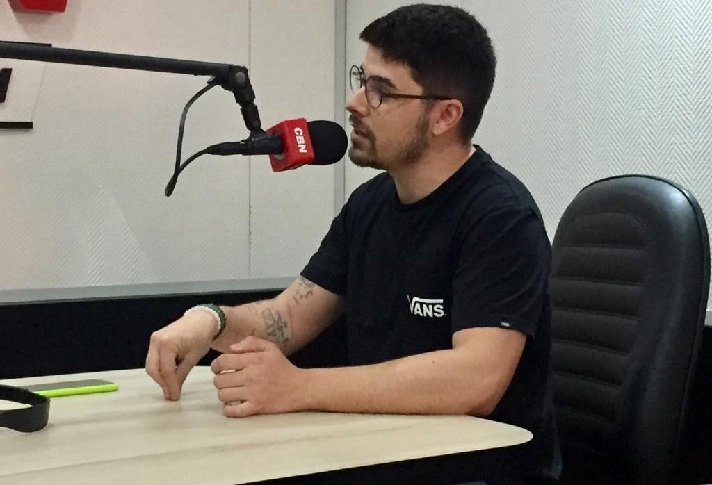 Amor próprio é tema de palestra do escritor e youtuber Guilherme Pintto