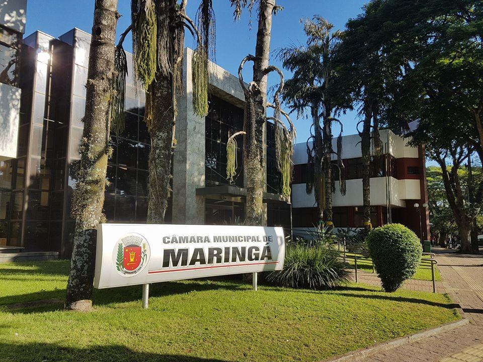 Câmara de Maringá é notificada pelo TJ sobre CP