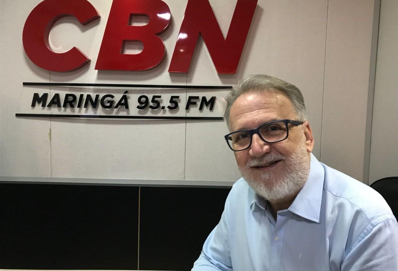 Prefeito de Maringá prestigia visitas de Osmar e Álvaro Dias à Expoingá