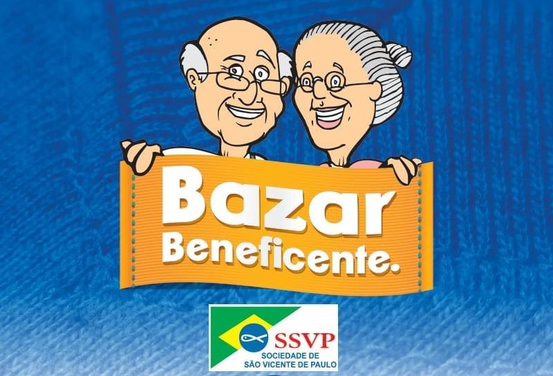 Bazar beneficente do Asilo São Vicente de Paulo vai até domingo (10)