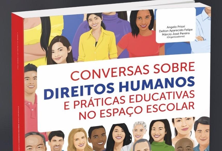Direitos humanos é tema de livro a ser lançado em Maringá