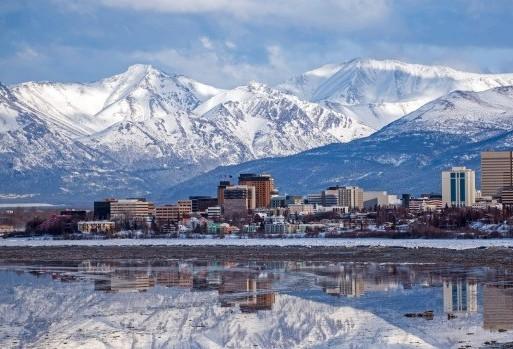 Capital do Alasca atinge 32ºC pela primeira vez