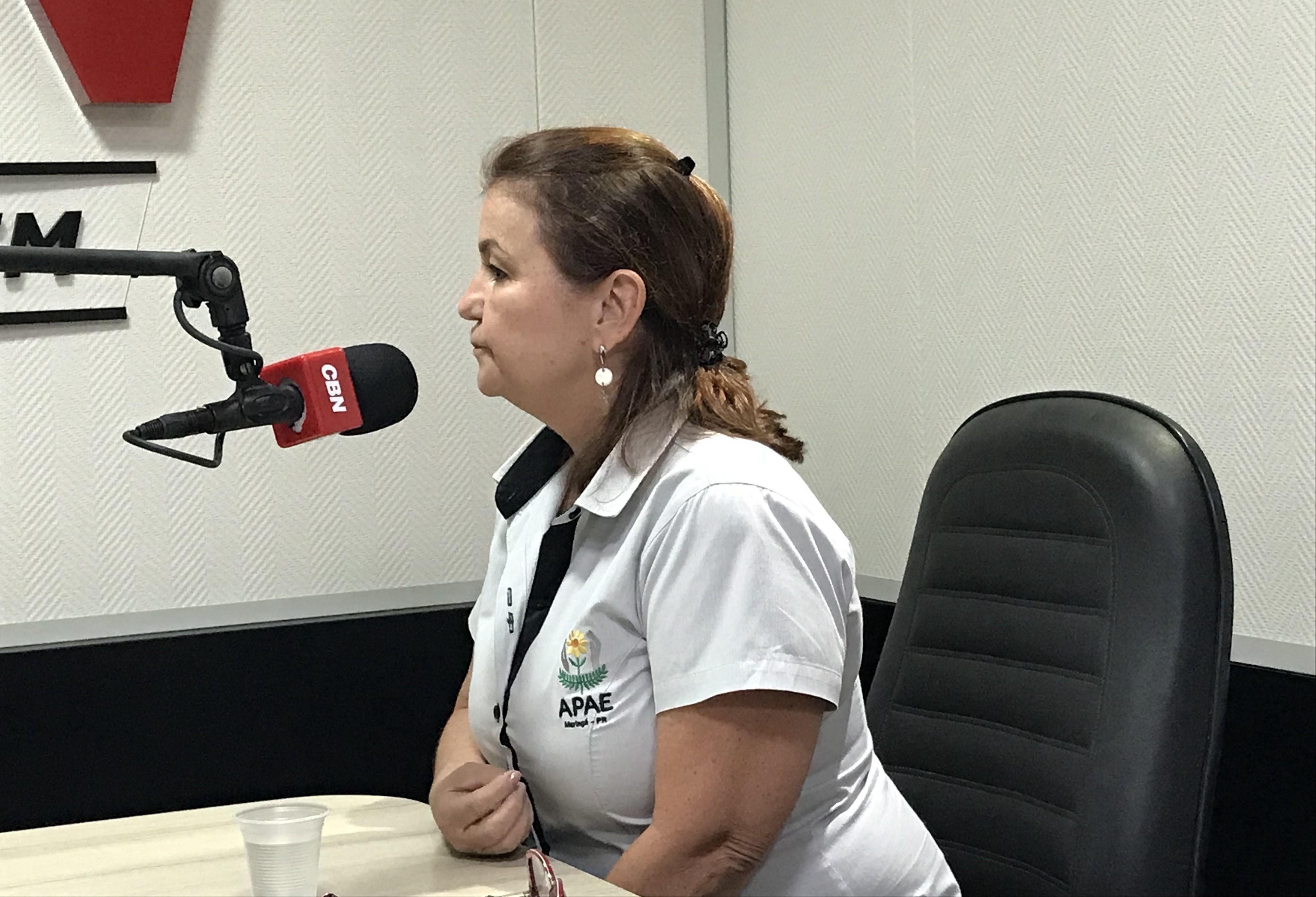 Cinco recém-nascidos  foram encaminhados à Apae por hospitais este ano em Maringá